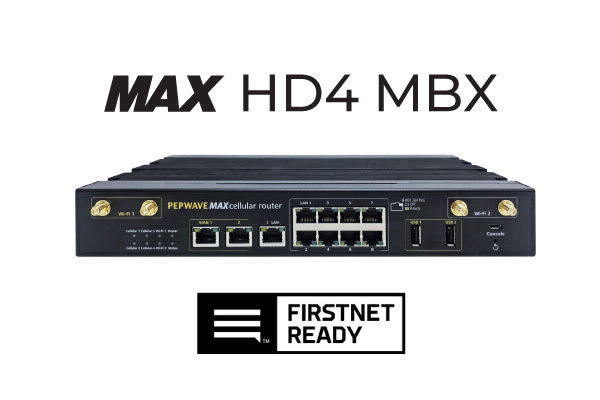 here you would see a picture of Firstnet ready HD4 MBX picture