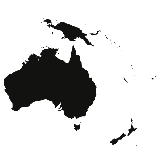 Picture of Oceania linking to Peplink partner page for New Zealand and Australia