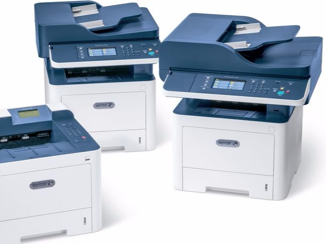Picture of several Laser printer